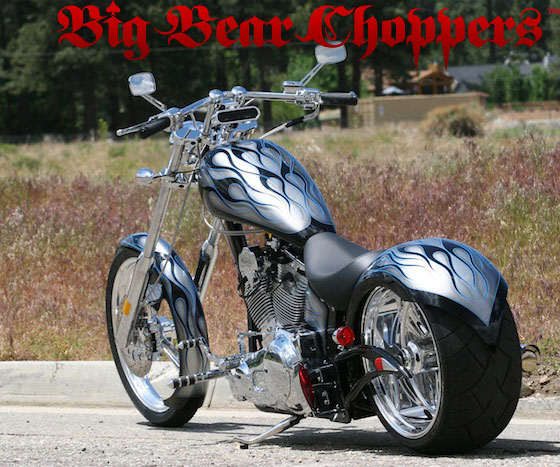 Big Bear Choppers - Devil's Adovacate